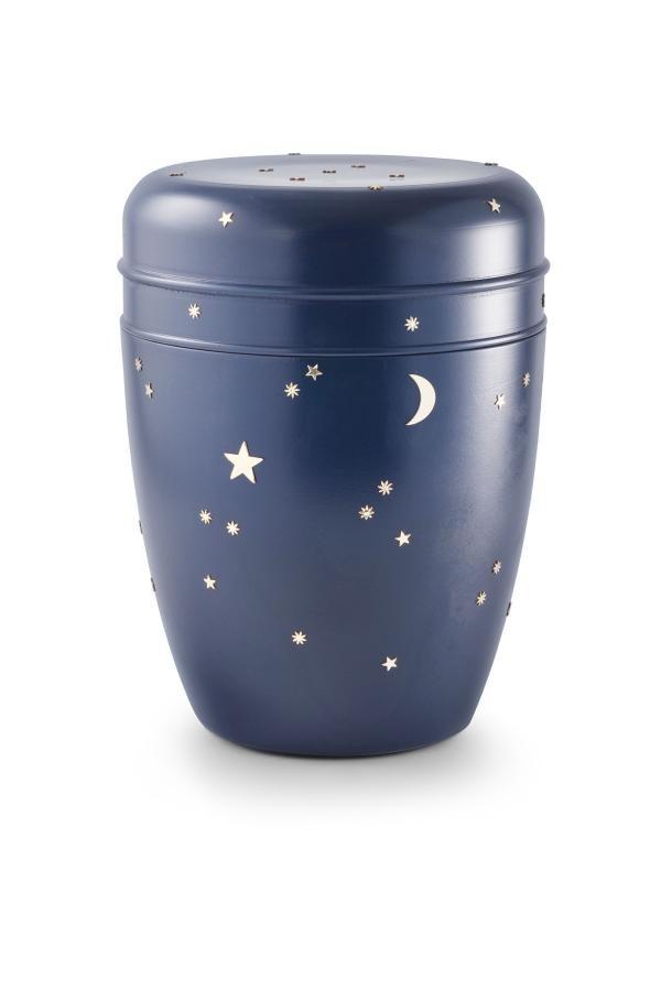 Zee-urn gouden sterrenhemel